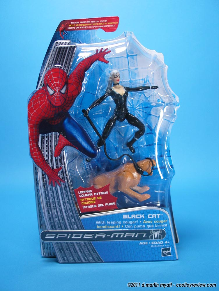 Cat Spider Man Toy