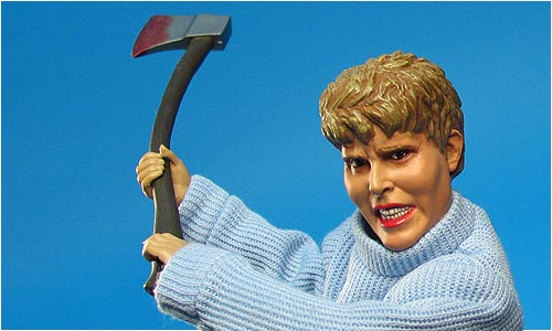 cool toy review sideshow collectibles pamela voorhees figure