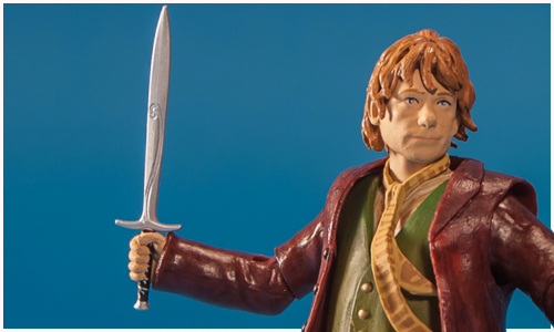 how bilbo baggins changed to become The hobbit recounts the tale of a party of dwarves (consisting of a few of the original residents of the lonely mountain and their descendants) and the hobbit bilbo baggins (their titular burglar) to recapture the mountain and kill the dragon.