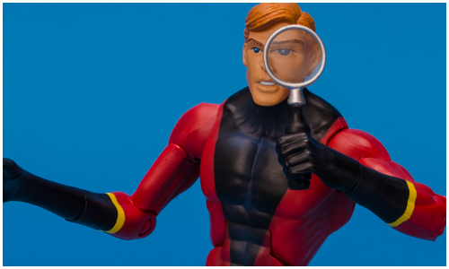 Cool Toy Review Mattel Dc Signature Collection Elongated Man
