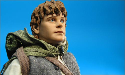 Cool Toy Review Sideshow Lotr Samwise Gamgee 1 6 Scale Figure